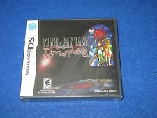 Final Fantasy Crystal Chronicles Anillo destino Nuevo