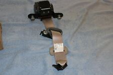 NOS 2009 11 FORD CROWN VICTORIA RH REAR SEAT BELT & RETRACTOR  STONE