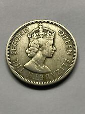 1955 British Caribbean Territories 50 Cents VF #10037