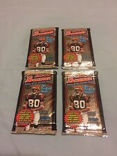 (1) 2000 Bowman Football  UNOPENED Pack