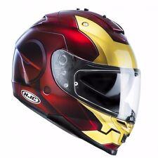 HJC IS-17 Ironman MC1 Helm Gr. S = 55/56, Motorradhelm Marvel's Iron Man