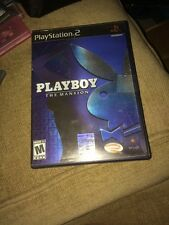 Playboy The Mansion Playstation 2 PS2 Complete w/ Case, Disc and Manual!
