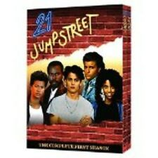 21 Jump Street The Complete First Season NEW factory sealed DVD 4-Disc Set