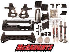 "McGaughys 7-9"" Lift Kit 2014-16 Chevy Silverado 1500 4WD STEEL A ARMS 50765"