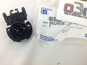 1995-2005 Chevrolet Cavalier Pontiac Sunfire RH or LH Tail Lamp SOCKET new OEM