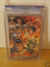 CGC 9.6 BATTLE CHASERS 1 EURO VARIANT DOUBLE WRAP RRP