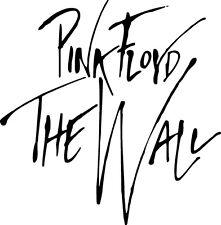 Sticker Pink Floyd The Wall - 57x58 cm