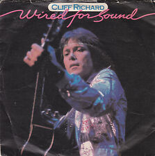 CLIFF RICHARD - wired for sound / hold on 45""