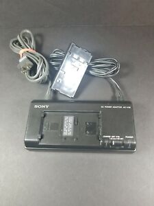 Genuine Original OEM Sony AC-V35A Battery Power Charger Adapter & RFU-90UC