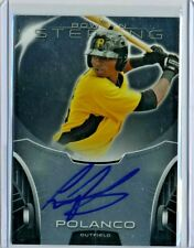 Gregory Polanco 2013 Topps Bowman Sterling Prospects  Autograph Auto