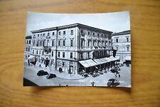 CARTOLINA RIETI ALBERGO QUATTRO STAGIONI VIAGGIATA 1955 SUBALPINA W