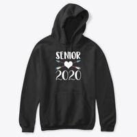 Senior Class Of 2020 Gildan Hoodie Sweatshirt