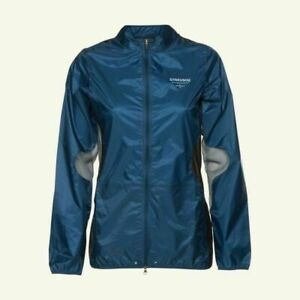 Nike NRG GYAKUSOU Packable Jacket Women's Size XS Armory Blue  AH1158 402