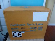 California Audio Labs DX1 Compact Disc Player - in the Original Box
