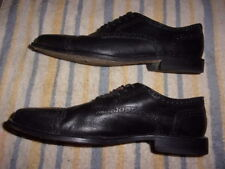 Bostonian BLACK SHOES MEN'S SIZE 10 1/2 M