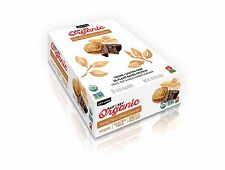 Raw Rev Organic Bars - Chunky Peanut Butter Chocolate 12 pack Vegan