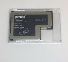 Gemalto PC Express Compact Smart Card Reader Writer HWP114012E