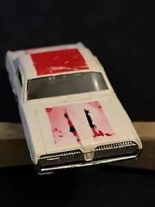 #1419 MERCURY COUGAR 1967 WILD ONES - RUN OR RESTORE - Vintage Aurora TJet 500