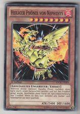 YU-GI-OH Heiliger Phönix von Nephthys Common SDOK-DE004
