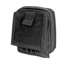 Condor Map Pouch Black MA35-002 MOLLE PALS