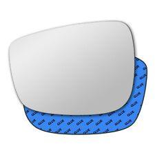 Left Hand Passenger Side Mirror Glass for Mazda 6 2003-2008 0138LS