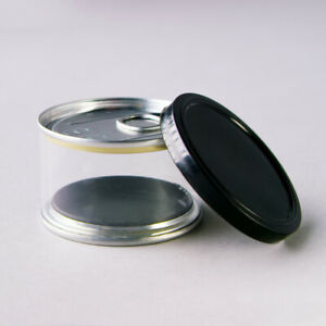 Self Seal pressitin style Cali Can Jar Tuna Tins Cali Tins with Lids 150ml 3.5g
