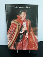 The Liberace Show Concert Program
