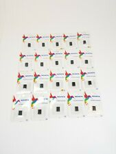 LOT OF 20  A-DATA NEW MICRO SD SDHC MICRO SD MEMORY CARD TF  READER