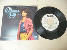 """MARINA LAI """"IO VIVO-45 giri WEA 1979"""""""