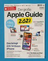 PC WELT Der große Apple Guide 2021 Spezial 1/2020 ungelesen 1A absolut TOP