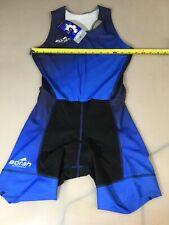 Mt Borah Womens Tri Triathlon Suit Small S (6910-6)