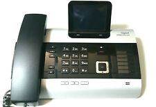Gigaset DX800A all in one titanium mit AB, VoIP, CTI  wie Neu