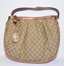 Gucci Sukey GG CANVAS 232955 Borsa Bag Top Condizione ae40d8f87d57