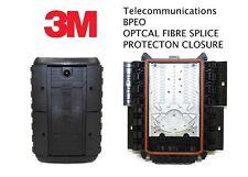 New 3M Telecommunication BPEO Optical Fibre Splice Protection Closure Size 1