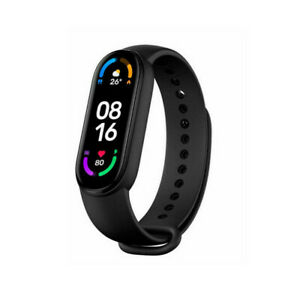 Xiaomi Mi Band 6 Sports Fitness Heart Rate AMOLED Smart Watch Global Version