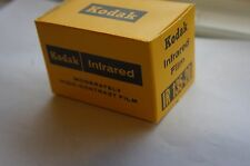1 ROLL KODAK INFRARED B&W IR-135-20 EXPIRED 01/1971 COLD STORED SEALED BOX