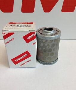 Genuine Yanmar Pre Fuel Filter 171081-55910, Excavator.