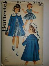 71df5d4ea Niño Niña Vintage original Patrones de Costura Para Niños De ...