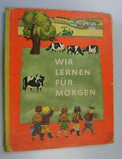 Wir lernen für Morgen/DDR-Fibel/1.Klasse/ABC/Lesen Lernen/Verlag Volk Wissen