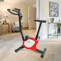 Bicycle Cycling Exercise Bike Stationary Fitness Cardio Indoor Home Workout Red