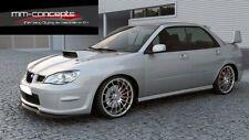 Spoilerlippe Frontspoiler Spoiler Ansatz Subaru Impreza WRX STI HAWKEYE Carbon
