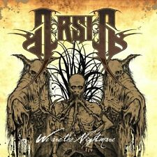 Arsis-We Are The Nightmare Reissue CD NEW