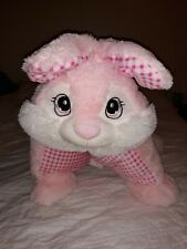 Pillow Chum Pink Rabbit - Hard to Find