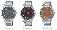 Casio MTP-E145D-1B / MTP-E145D-5B1 / MTP-E145D-5B2 Men's Fashion Analog Watch
