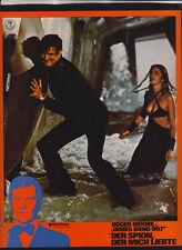 James Bond 007 - Der Spion, der mich liebte (Kinofoto '77) - Roger Moore