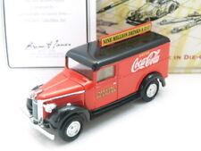 Matchbox YPC02-M GMC Van,Coca Cola.