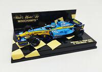 MINICHAMPS 1:43 - Renault F1 Team R25 G. Fisichella 2005 400050006