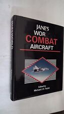 JANE'S WORLD COMBAT AIRCRAFT IN LINGUA INGLESE