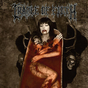 Cradle of Filth - Cruelty and the Beast - Re-Mistressed - Red Vinyl 2LP