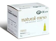 Needle for mesotherapy Natural-meso 32G 0,23х4 mm 100 pcs/box